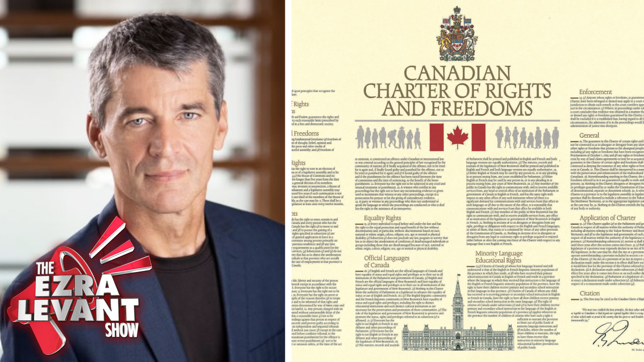 INTERVIEW: Prof. Bruce Pardy on the legality of COVID mandates and passports