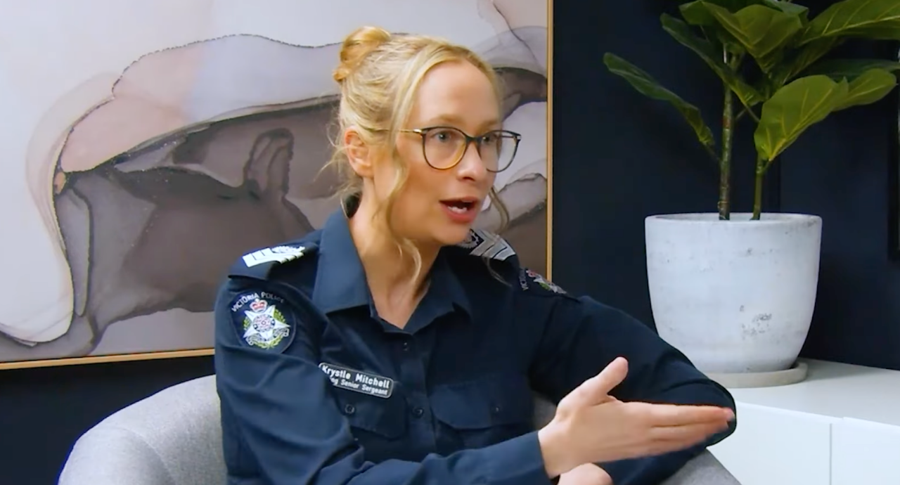 Acting Senior Sergeant QUITS Victoria Police to break her silence on Covid enforcement