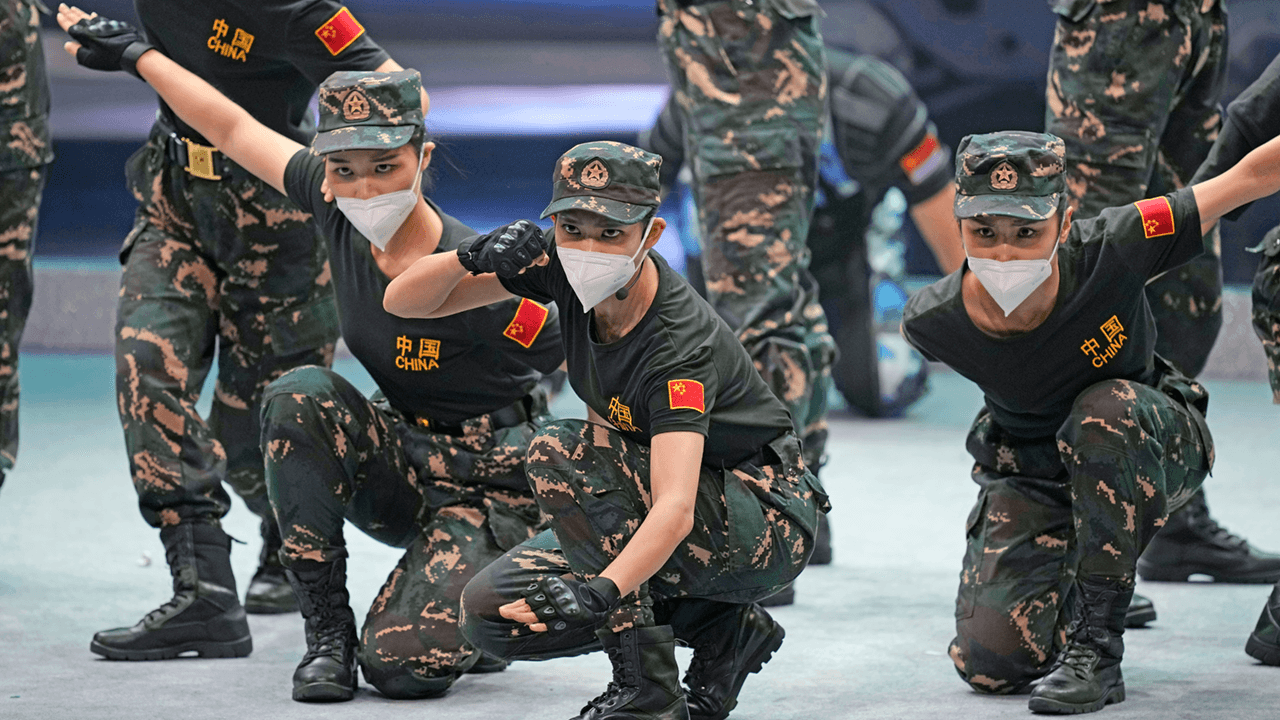 CIA establishes new Mission Center to deal with China