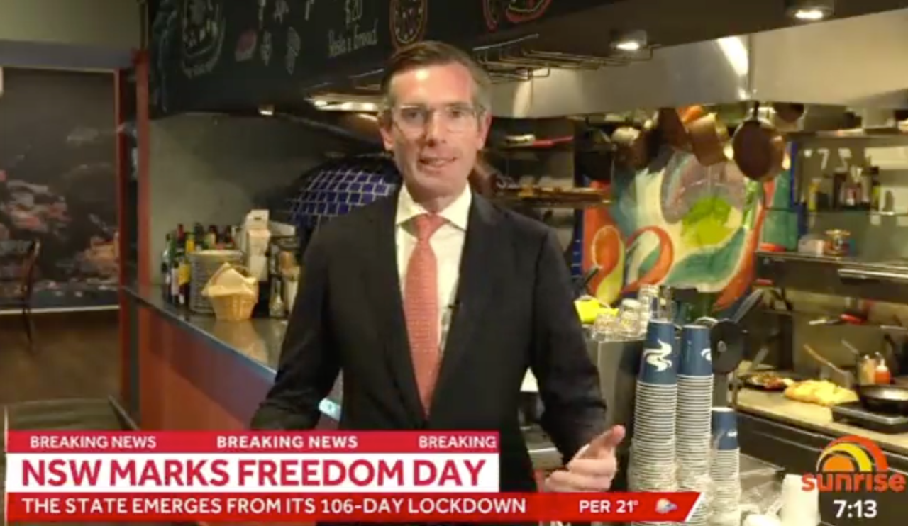 #FreedomDay or #ApartheidDay for New South Wales?