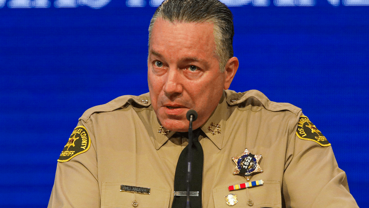 LA County Sheriff refuses to enforce county vax mandate on officers