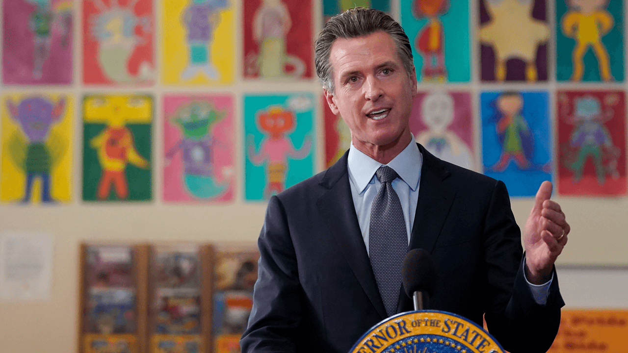 """California Gov. Newsom signs bill mandating """"gender neutral"""" toy sections at large retailers"""