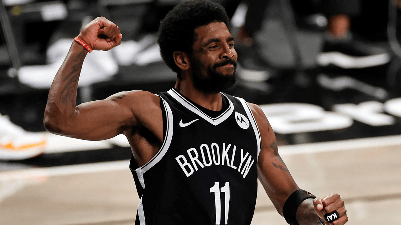 Brooklyn Nets suspend all-star Kyrie Irving for refusing COVID vaccine