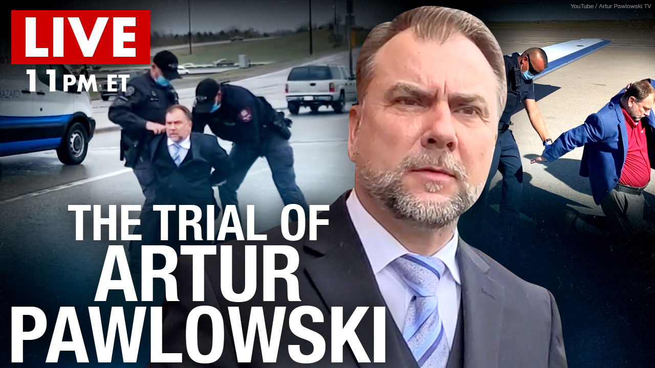 LIVE COVERAGE | Pastor Artur sentencing