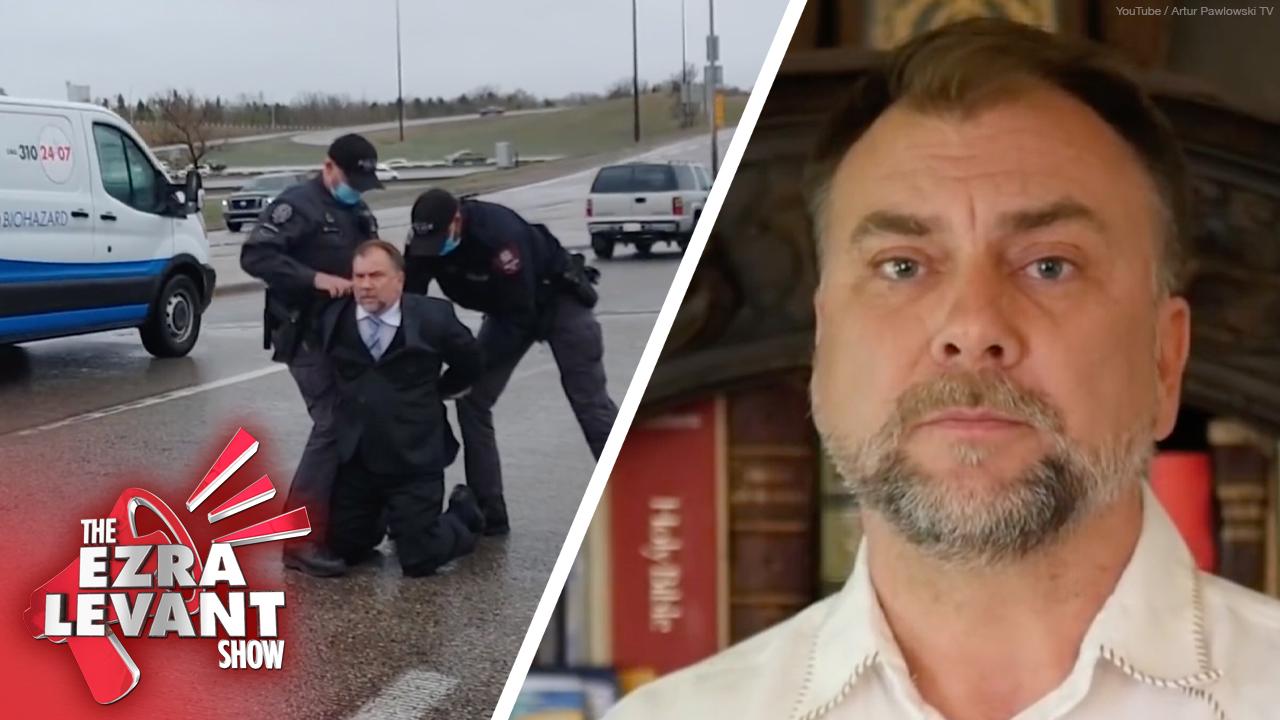 "Judge orders Pastor Artur Pawlowski to speak the ""official"" COVID narrative"