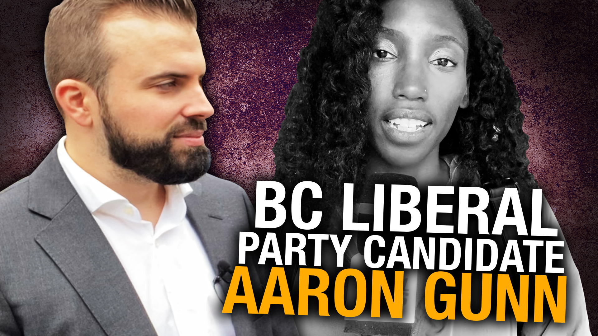 INTERVIEW: Political commentator Aaron Gunn announces bid for B.C. Liberal Party leadership