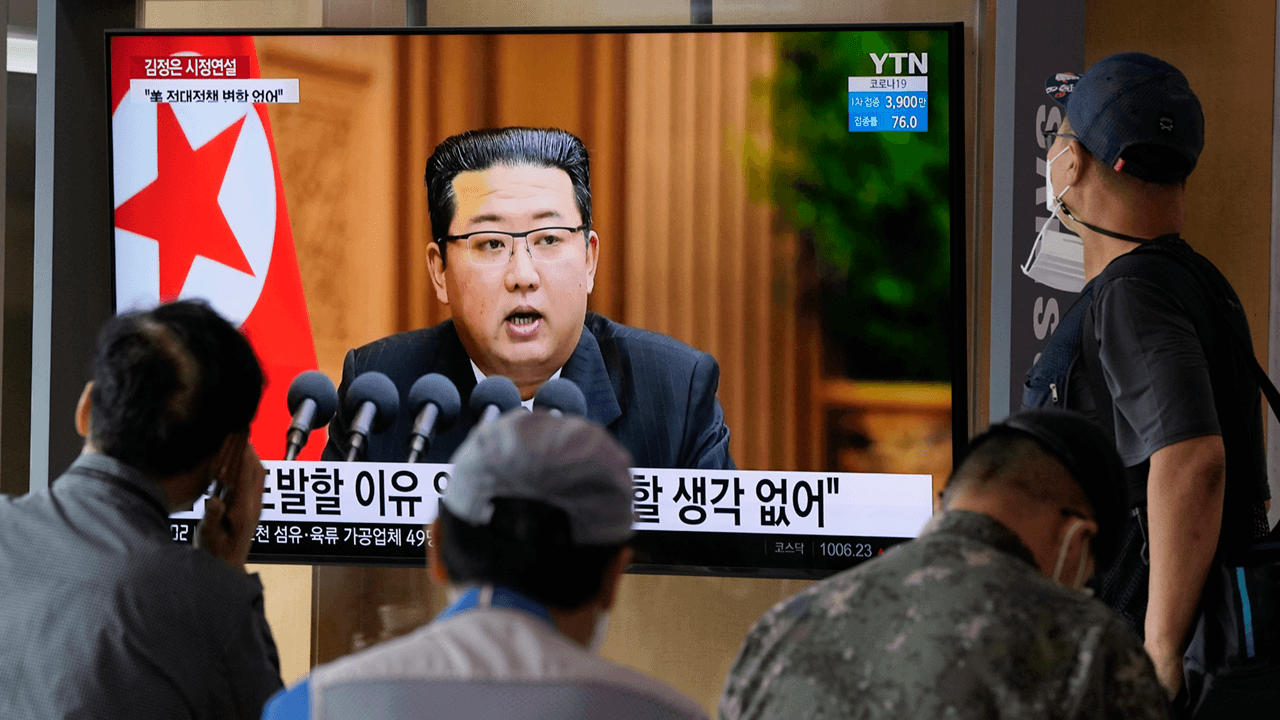 """North Korea creating """"invincible army"""" as deterrent to U.S. aggression"""