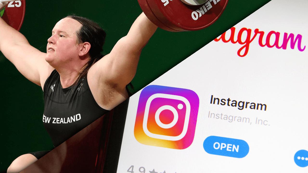 Instagram censors biologist for saying male athletes hold advantages