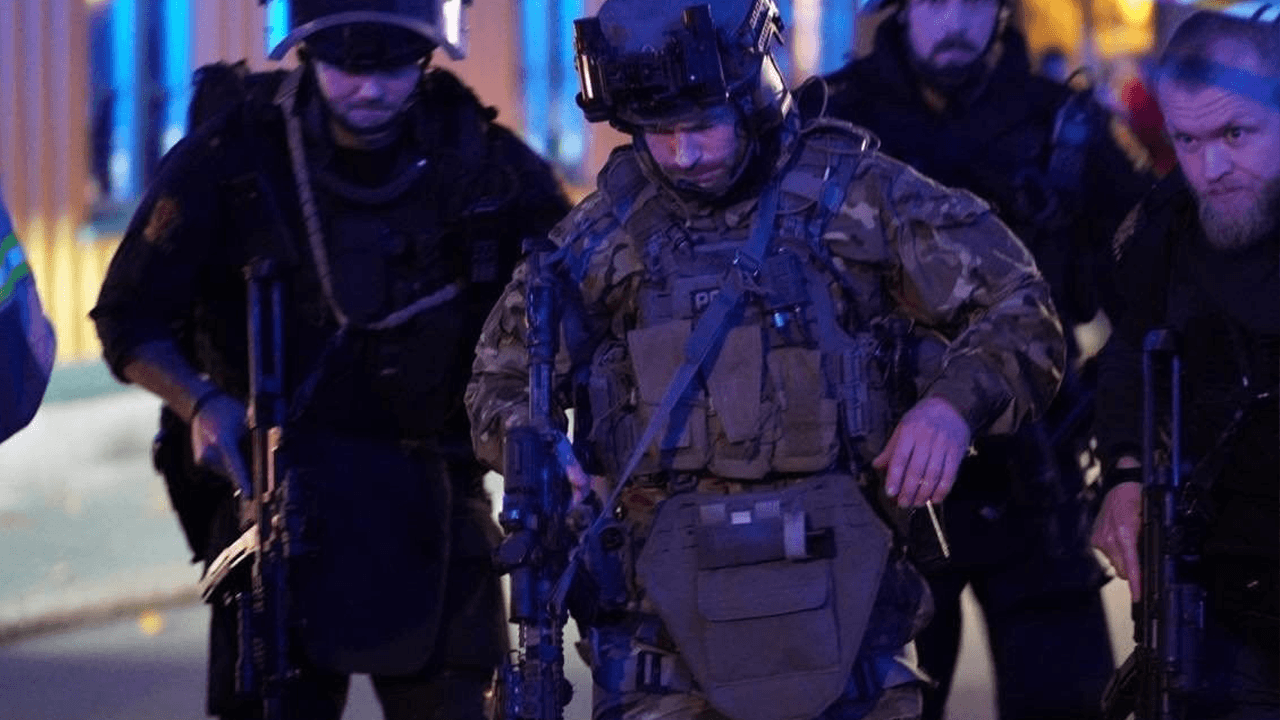 Deadly bow-and-arrow attack in Norway investigated as terrorism