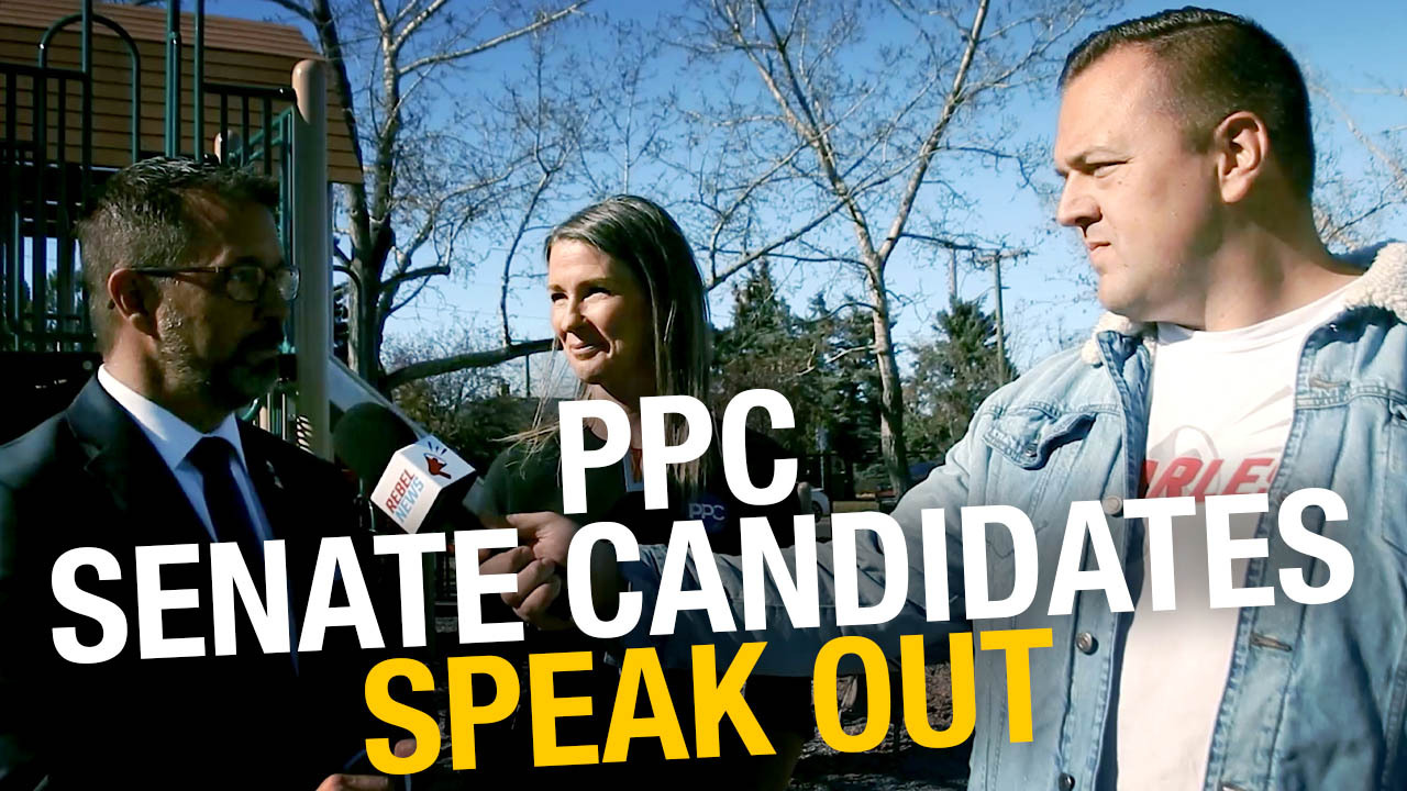 Senate candidates Nadine Wellwood, Kelly Lorencz of the PPC on Western representation