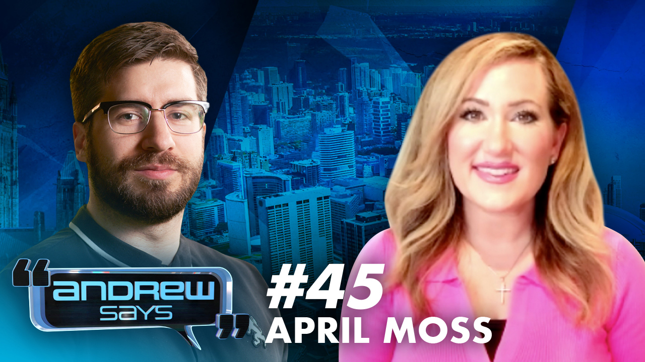 """""""They Told Me What Questions to Ask"""": April Moss (CBS whistleblower) 