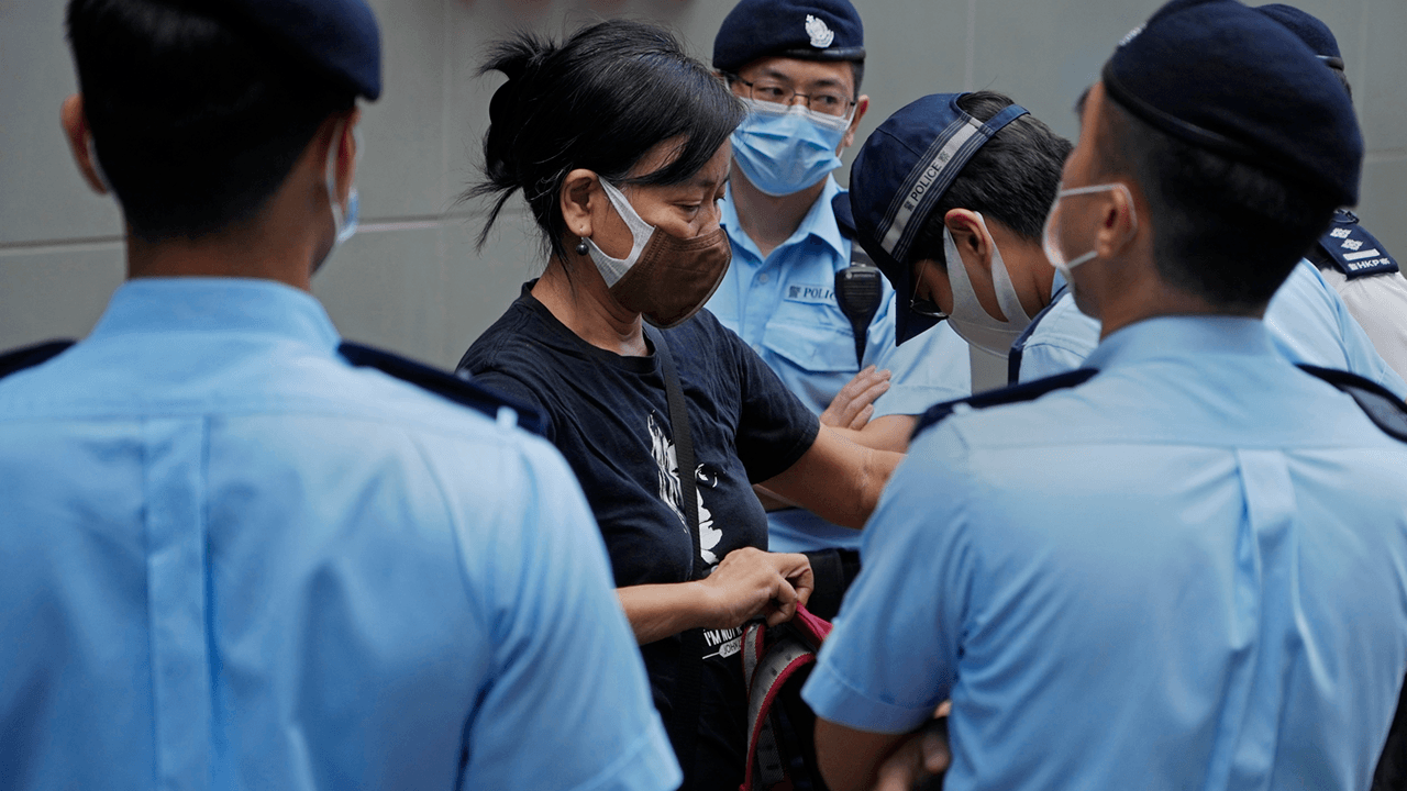 Hongkongers flee in record numbers amid Chinese crackdown on dissent