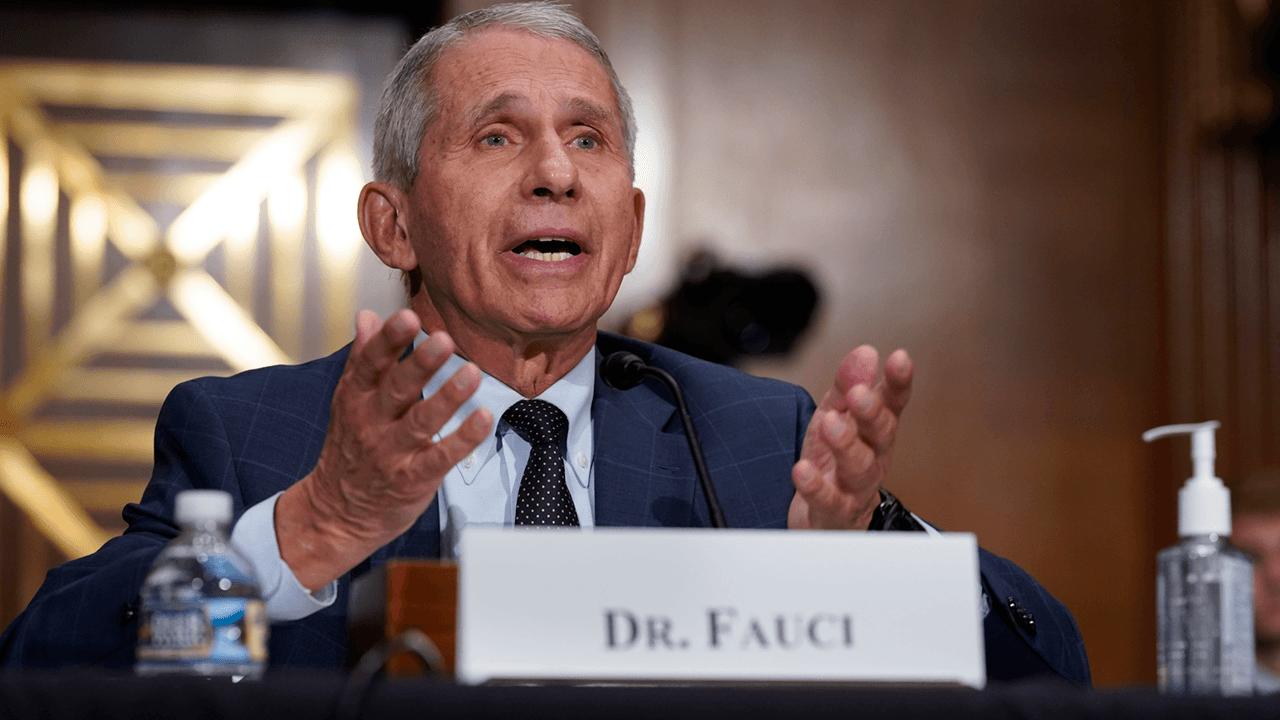 Fauci says his critics 'deny reality'