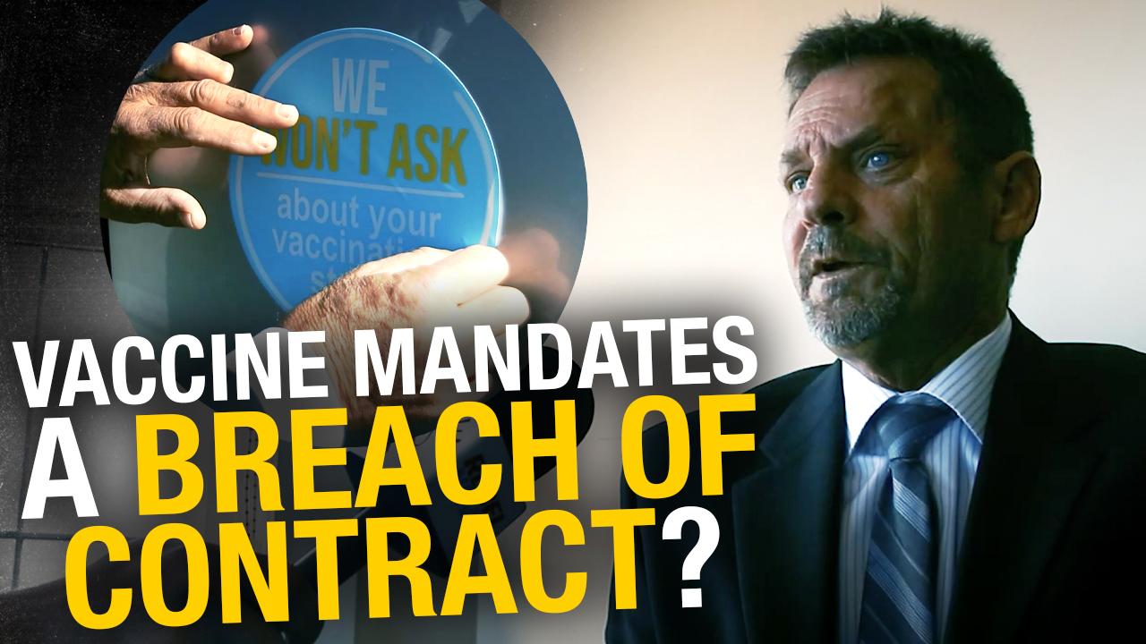 Construction company refusing to enforce vaccine mandate