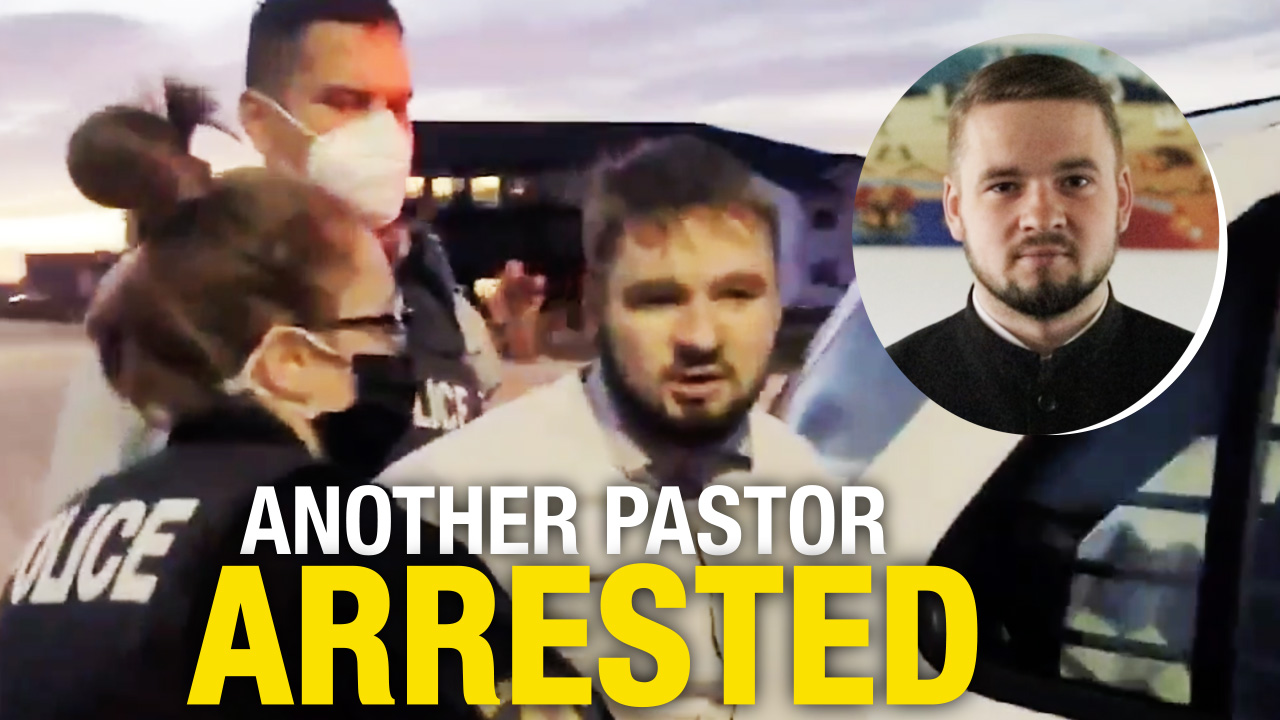 UPDATE: RCMP arrest another Canadian pastor
