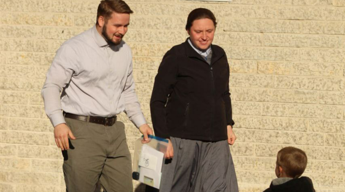 BREAKING: Manitoba pastor released from jail after arrest on warrant for attending protest