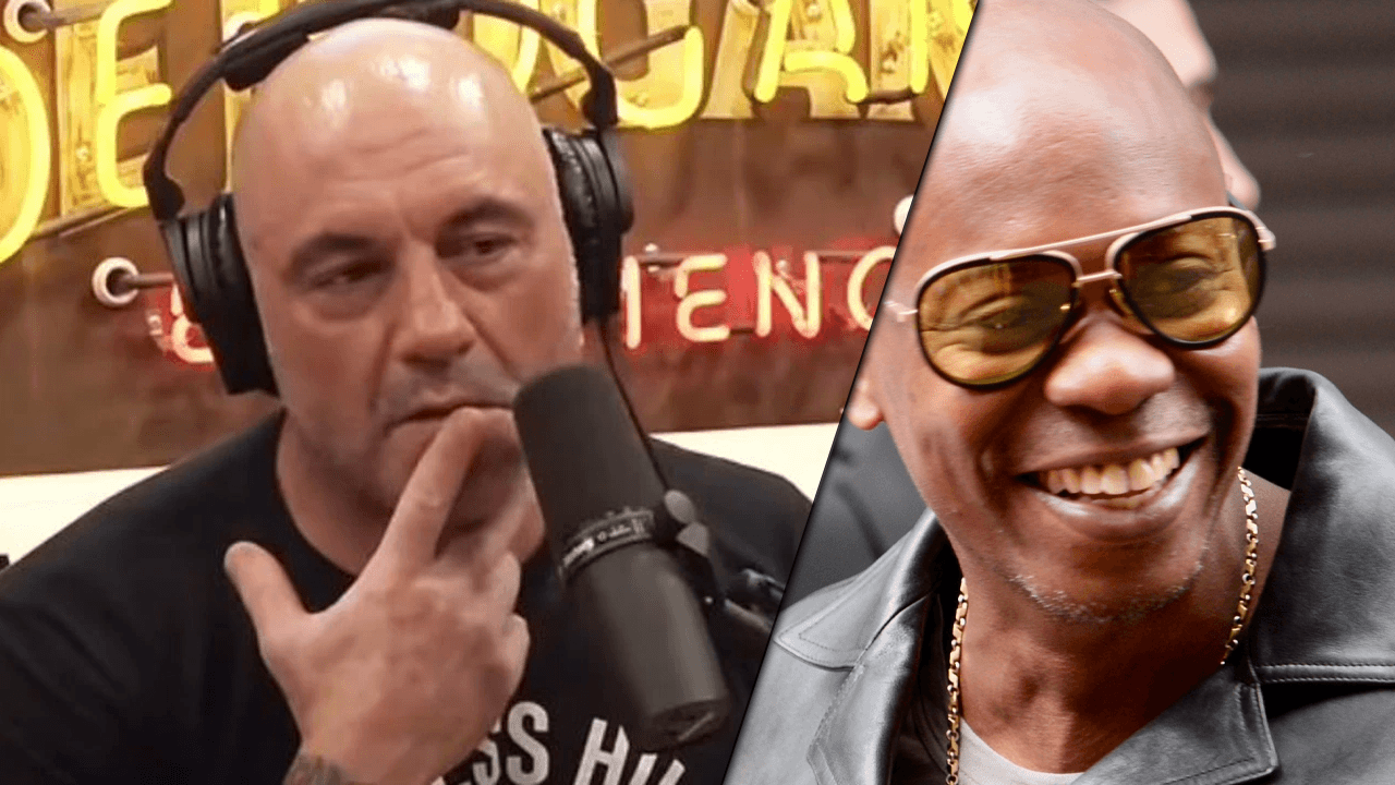 Joe Rogan comes to Dave Chappelle's defence: 'he's a lovely person'