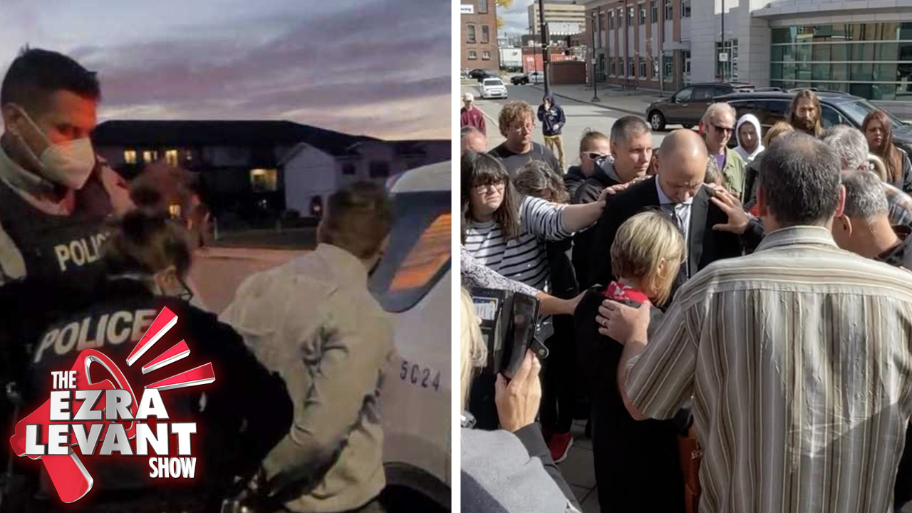 Pastors keep getting arrested in Canada