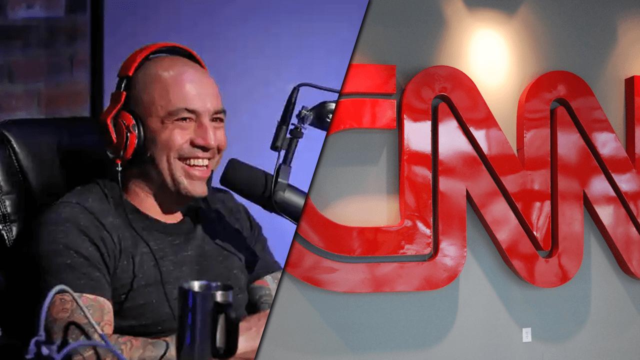 CNN doubles down on attacks against Joe Rogan