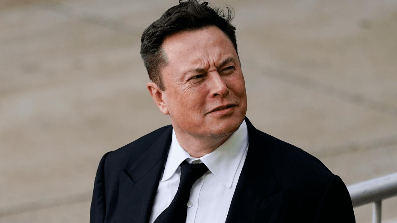 "Elon Musk on Biden snub: ""He's still sleeping"""