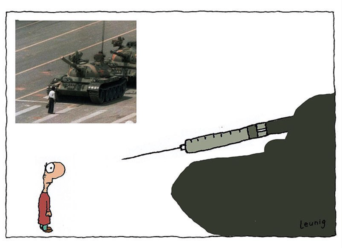 Leunig CANCELLED by The Age over anti-Dan cartoon