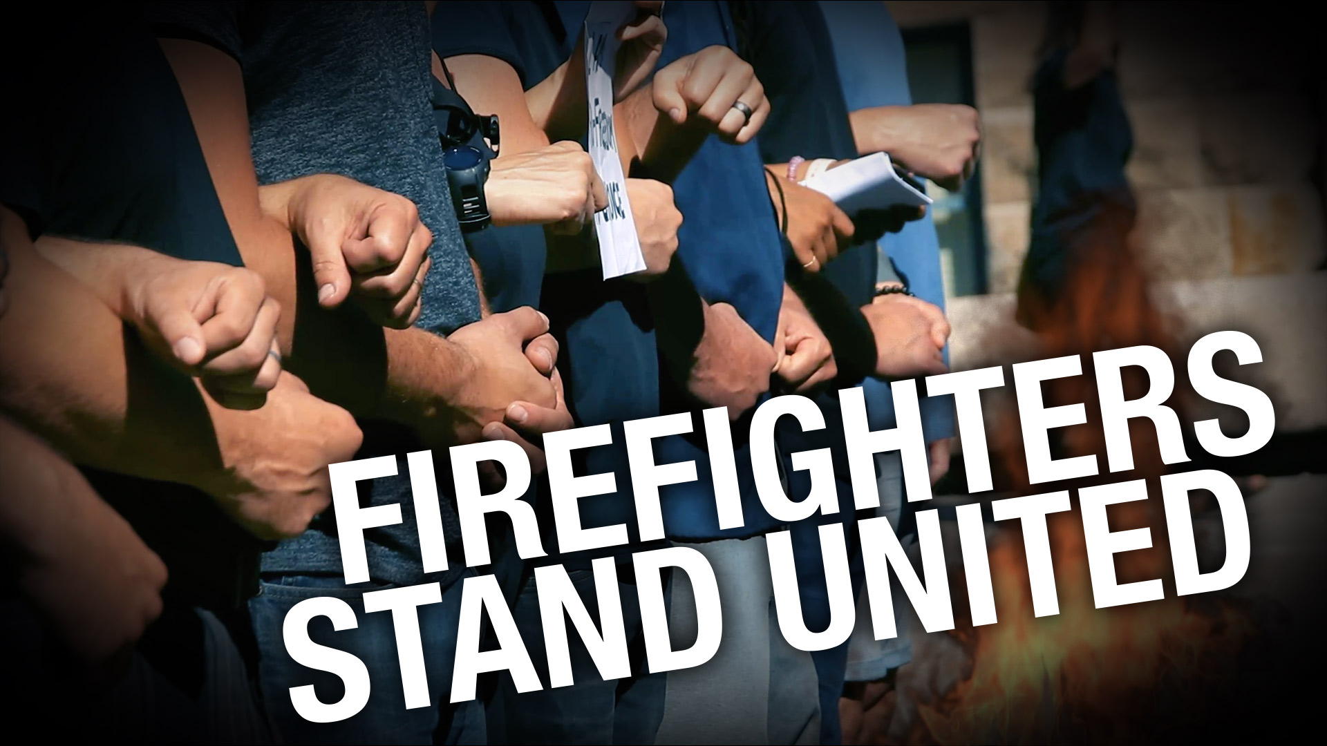 Albertan firefighters challenge the vaccine passports and put the government in the hot seat