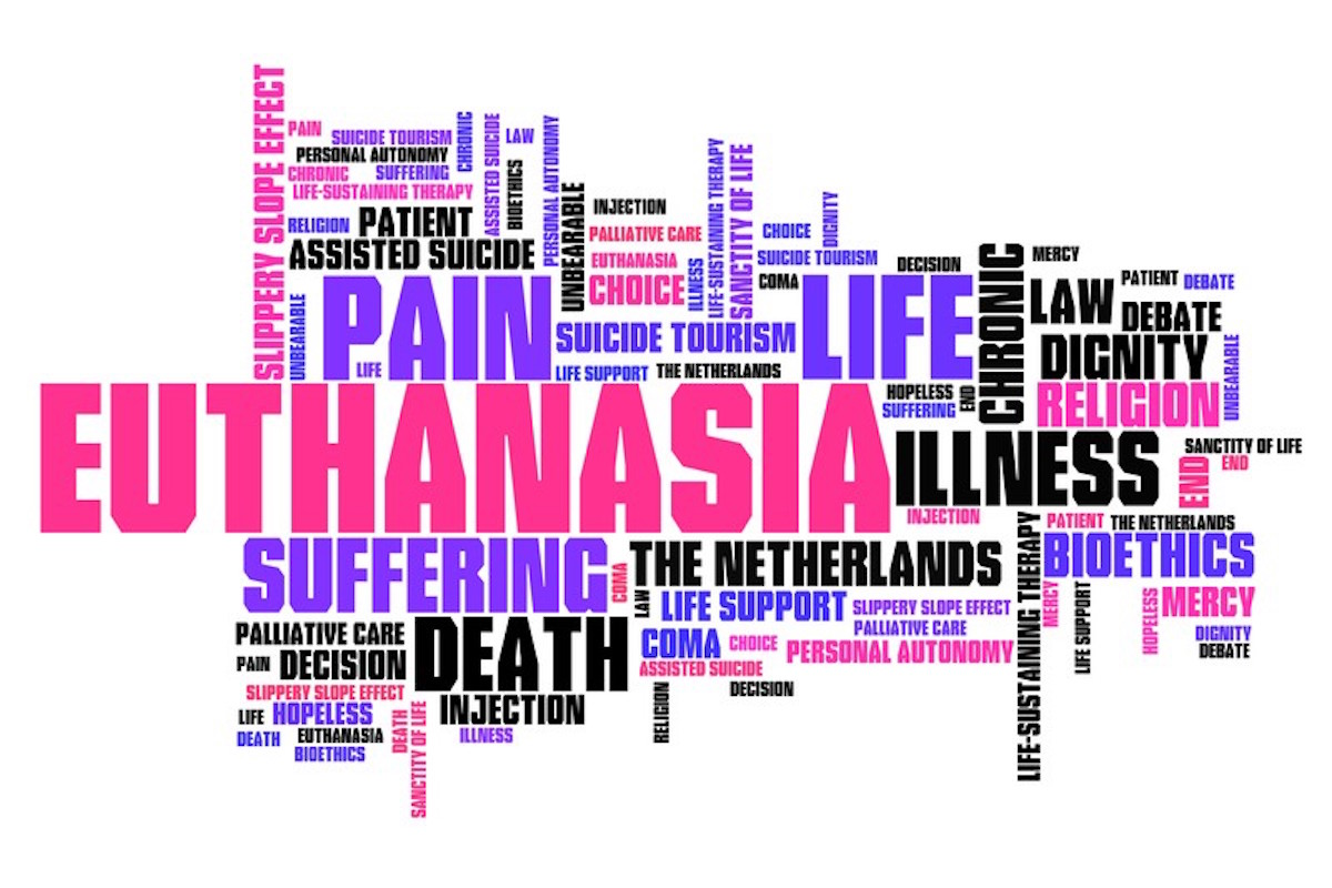 assisted suicide euthanasia a slippery slope effect