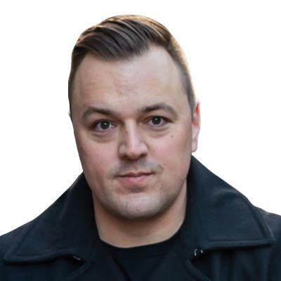 Adam Soos - Rebel News Calgary based Journalist