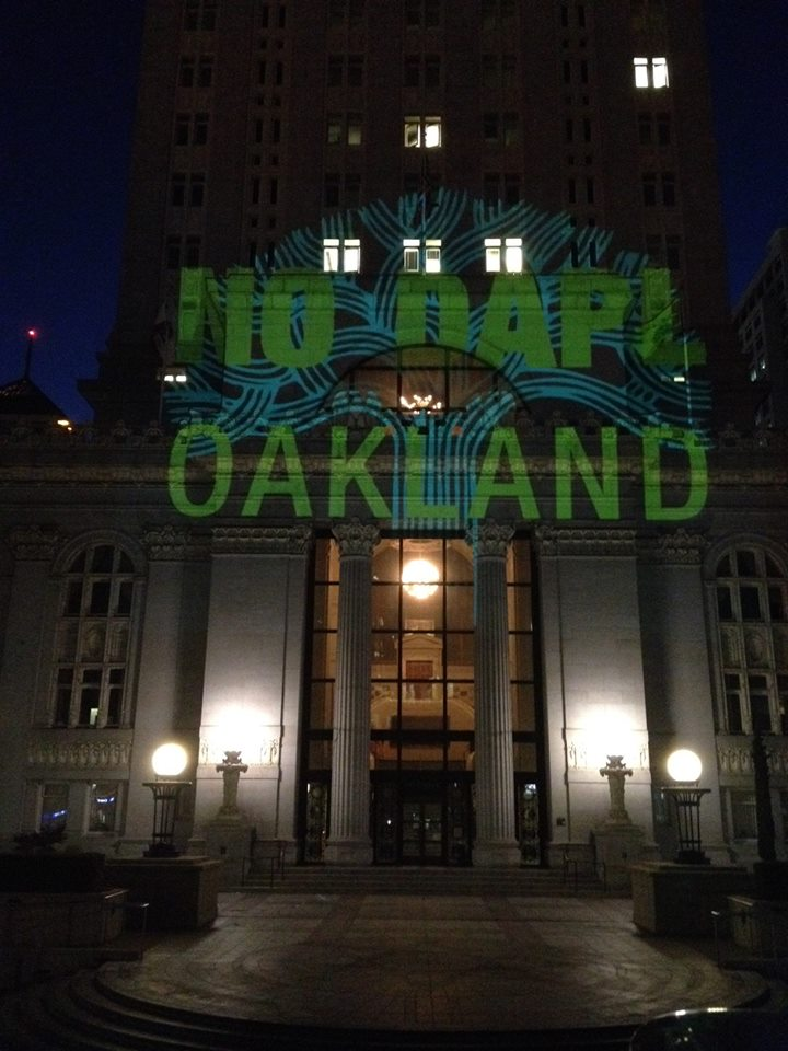 #DefundDAPL in Oakland
