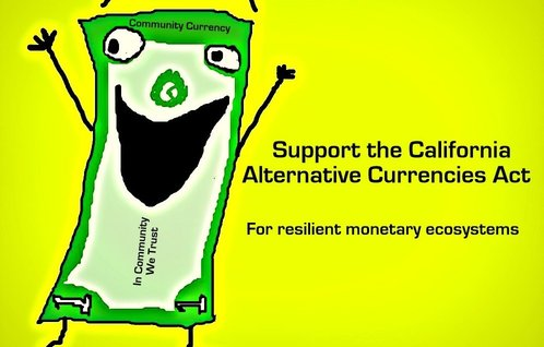 Support the Alternative Currencies Act!