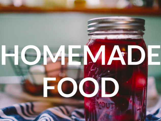 Homemade Food