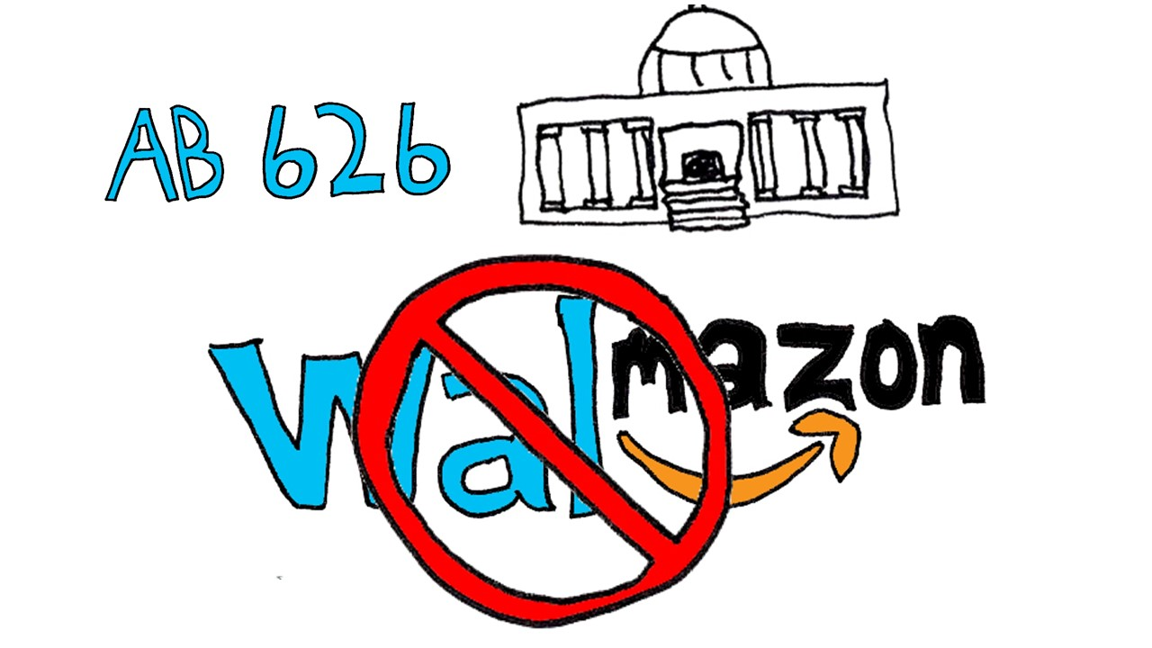 NO WALMAZON!
