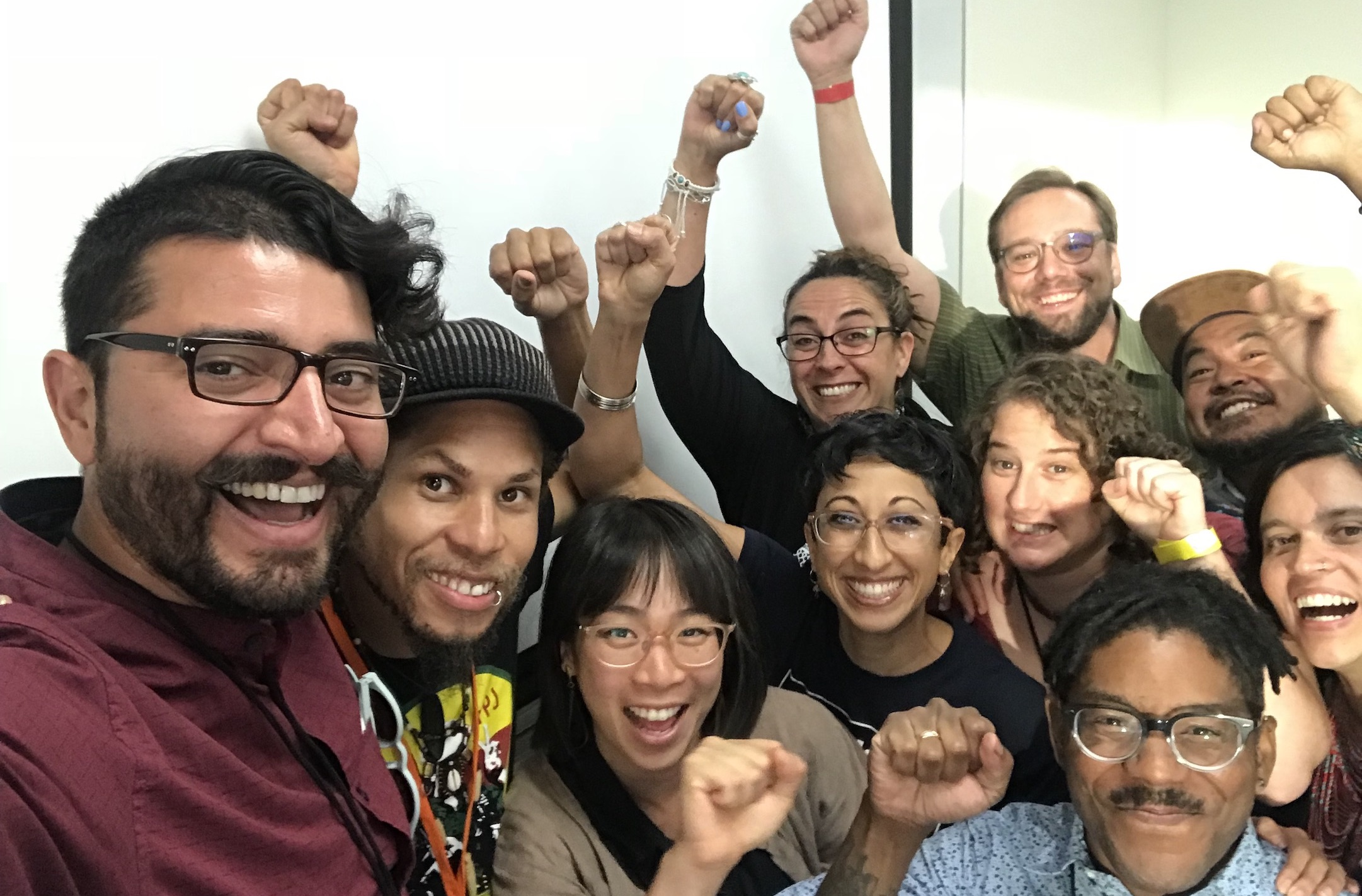 USFWC Members of the Racial & Economic Justice Council