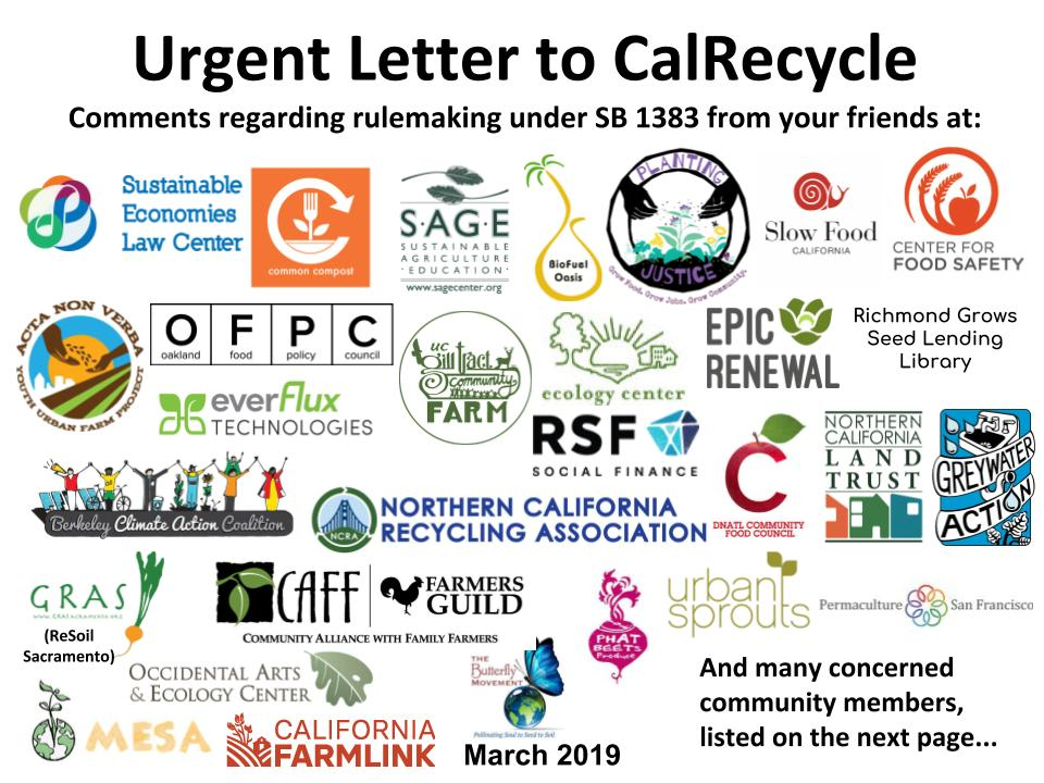 29 Organizations Submit a Cartoon Comment Letter to Regulators!