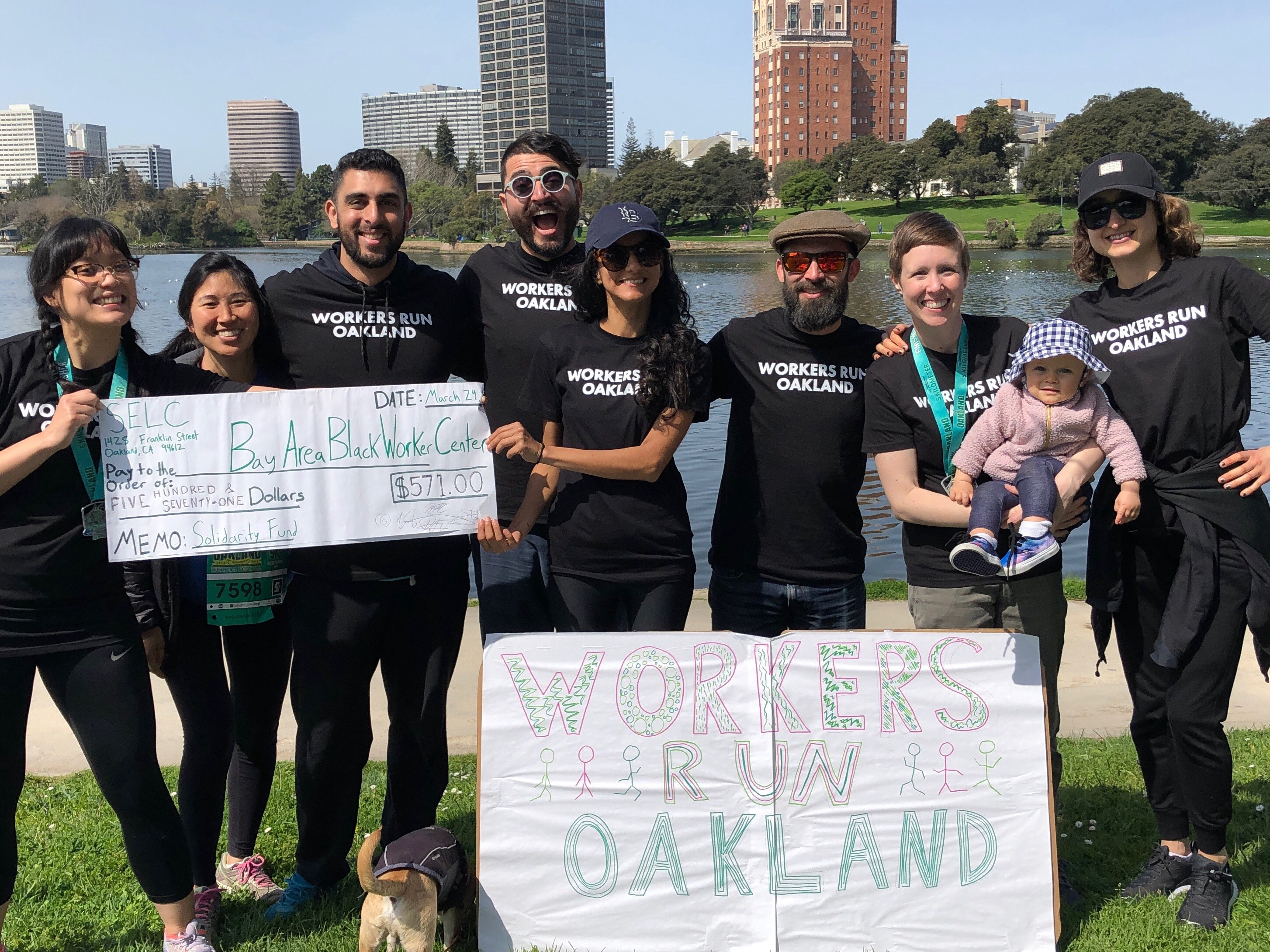 Workers Run Oakland… and the world!