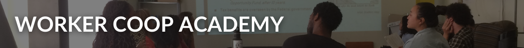 worker coop academy