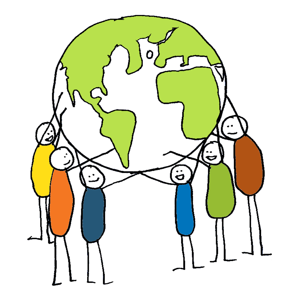 We are envisioning a world where everyone is able to meaningfully participate.