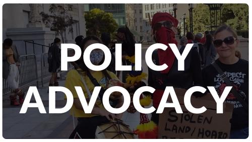 Policy Advocacy