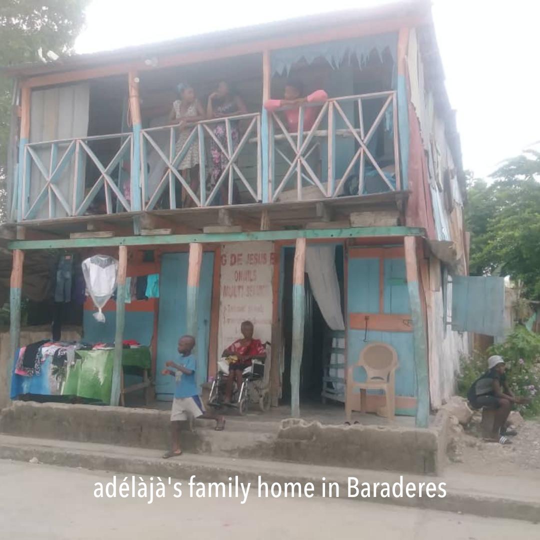 adelaja family home