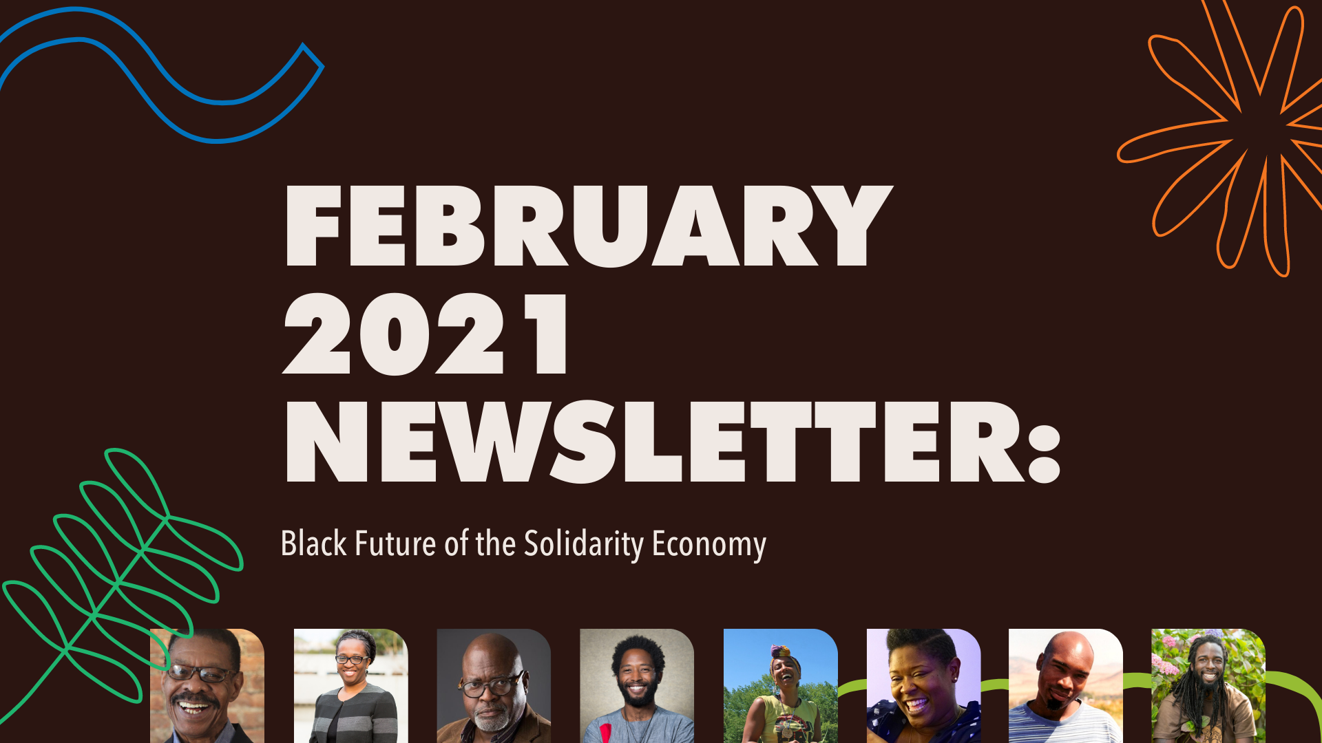 Black Future of the solidarity economy...and we're hiring! (February Newsletter)
