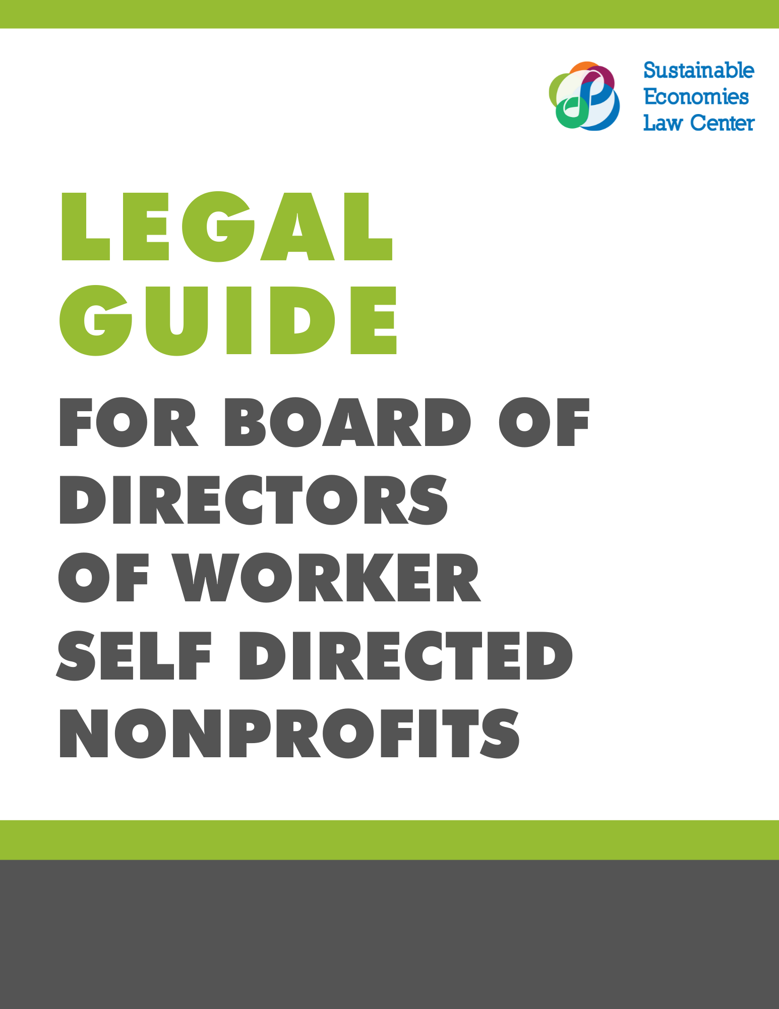 Legal Guide for Board of Directors