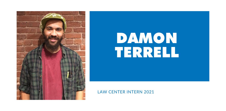 Damon Terrell banner