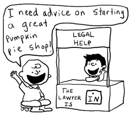 Charlie Brown! That should be a pumpkin pie cooperative!