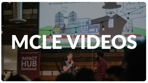 MCLE Videos