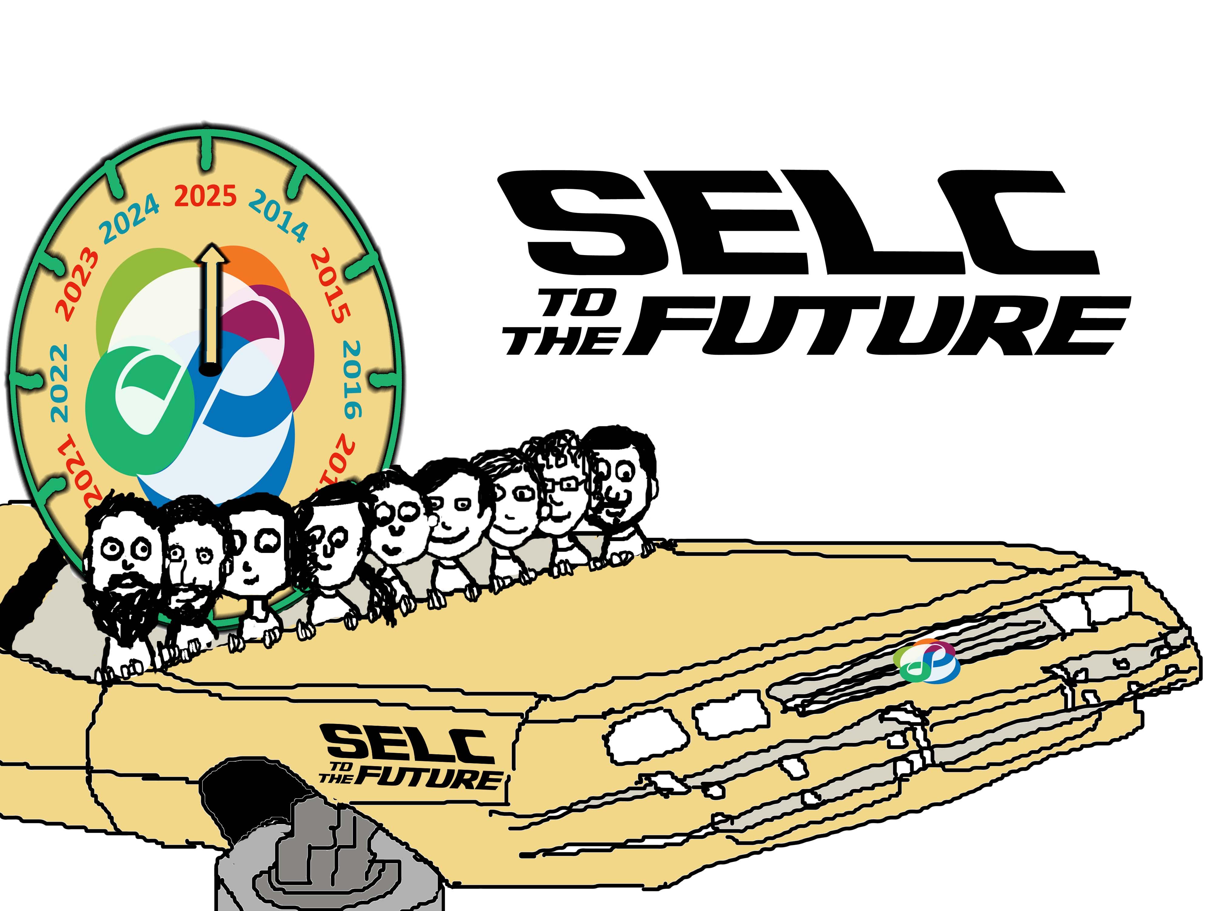 SELC to the FUTURE!!!