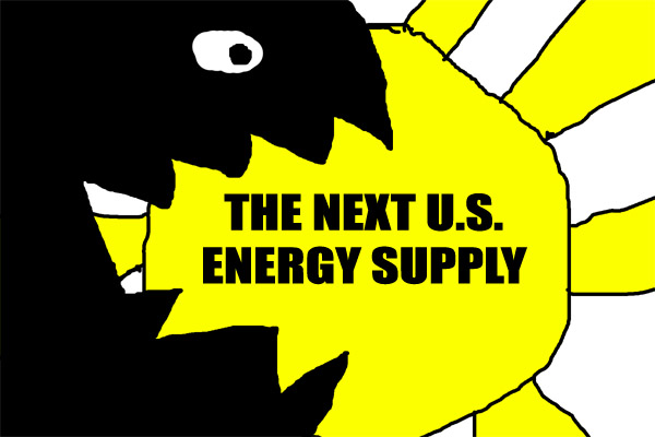 BIG COMPANIES OWN OUR ENERGY SUPPLY