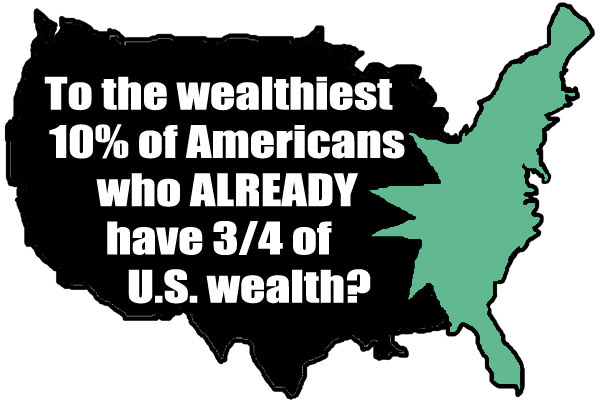Will the be bought by the wealthiest 10%?