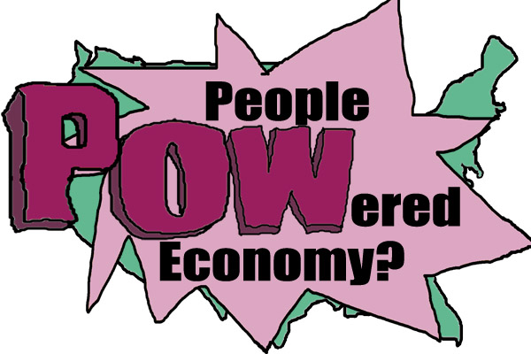 PEOPLE POWERED ECONOMY
