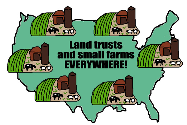 LAND TRUSTS EVERYWHERE