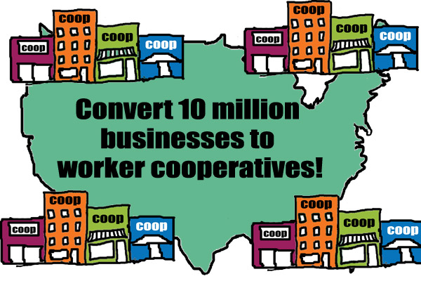 WORKER COOPS EVERYWHERE